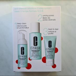 Clinique anti blemish solutions er et sæt til dig, der vil have ren hud