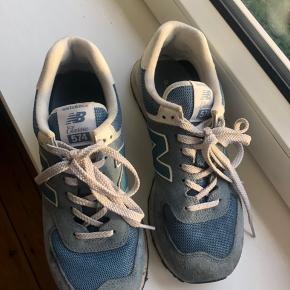 Den gode, gamle klassiske NB sko, der kan bruges til så meget. Super rar og behagelig sko. Brugt, men ellers i super fin stand.