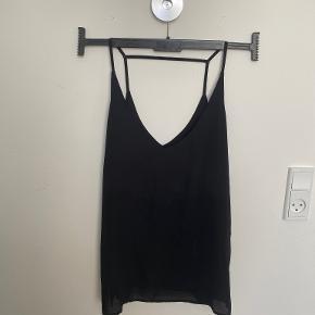 Black Lily top