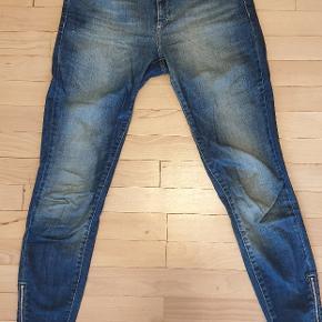 Flotte skinny jeans med en lækker længde.