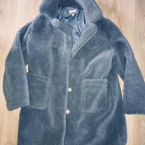 Skøn varm frakke