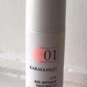 NY facemist (LOVE) fra Karmameju.  Fugt og næring på spray    #Sundaysellout