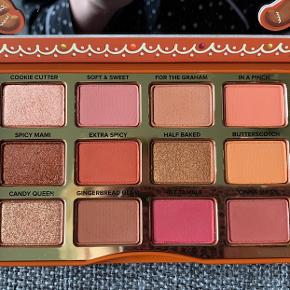 Too Faced - gingerbread extra spicy palette, i de fineste nuancere!✨