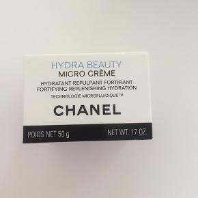 Chanel Hydra Beauty micro creme, ny og aldrig været åbnet.