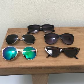 Solbriller til 25 kr pr par  OBS: Tingene på denne profil er til salg indtil køber har betalt :-)