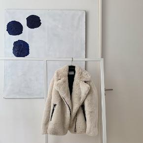 The Kooples pels- & skindjakke