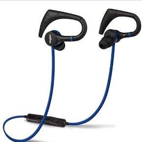 Helt nyt Bluetooth headsæt. Gode at have på til løb og træning.  ZB-1 bluetooth on-ear høretelefoner er med deres super soft design lavet med fokus på komfort. Indbygget mikrofon. 17 timers batteri tid og 3 timers opladnings tid.