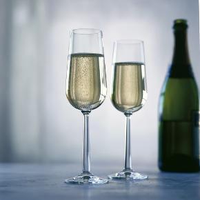 Aldrig brugt Rosendahl Grand Cru Champagneglas - 2 stk.