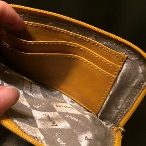 Lækker pung af læder fra mærket belsac