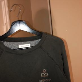 Sælger den her sweater fra Isabel Marant.  Det er en str.36, men kan også passes af mindre størrelser💚💚