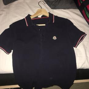 Moncler polo Fitter 172 Hh 600kr