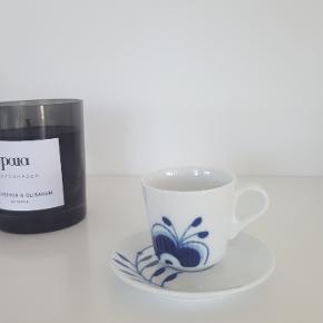 Royal Copenhagen espressokop.  handler helst via mobilepay og sender med dao.