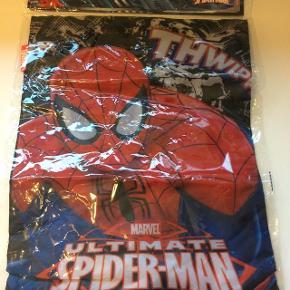 Ryg pose/idrætspose med spiderman 30.- aldrig brugt