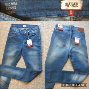 Mid Rise Skinny Nora, Tommy Hilfiger jeans, str 24