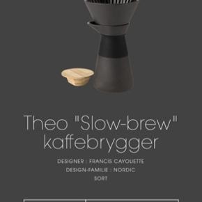 Nypris 640kr aldrig brugt Både kaffebrygger og kop