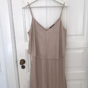 VILA rose/beige dress