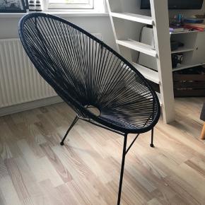 Har købt ny lænestol, og sælger derfor denne super fede stol. Rigtig god stand.
