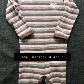 Den lækreste natdragt i blød uld fra Hummel. Nsn. Nypris 299kr.