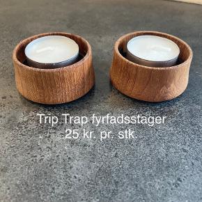 Trip Trap lysestage