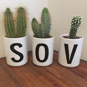 Design letters kopper. Kan også bruges til lys eller planter.   Nypris er 129kr stk.