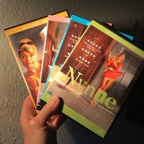 Nynne dvd box Sæson 1 4 cd'er 13 afsnit