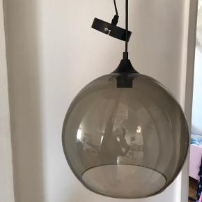 Ikea Lamp  Comes with a new cord to connect to the ceiling