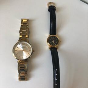 Casio og daniel klein ur sælges, da de ikke bliver brugt