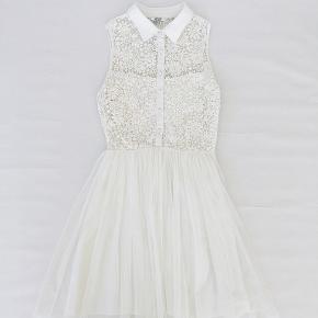Bardot kjole