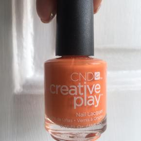"Cnd creative play neglelak i farven ""hold on bright""   #trendsalesfund"
