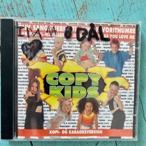 Copy kids cd  - fast pris -køb 4 annoncer og den billigste er gratis - kan afhentes på Mimersgade 111 - sender gerne hvis du betaler Porto - mødes ikke andre steder - bytter ikke