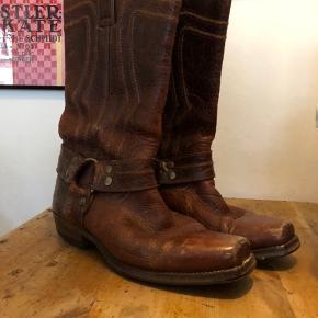Flotte biker/western støvler fra Sancho