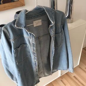 Helt ny jakke fra Just / np 799, mp 250 inkl /