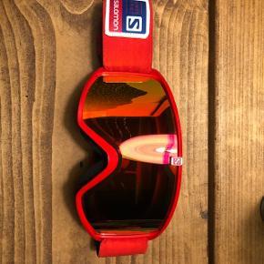 Lækre skibriller fra Salomon Brugt 3 dage. Nypris 450