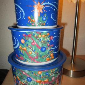 Tupperware Jule- & påskepynt