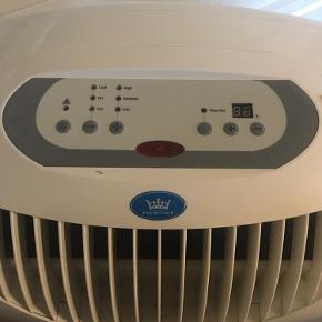 Aircondition med brugsanvisning