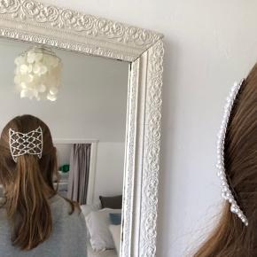 Mega fin håropsætter / hårkam med perler som er let at sætte i håret, og som kan bruges på mange forskellige måder:)