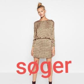 Søger denne kjole fra Zara str L