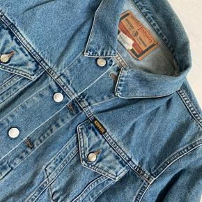 Vintage denim jakke