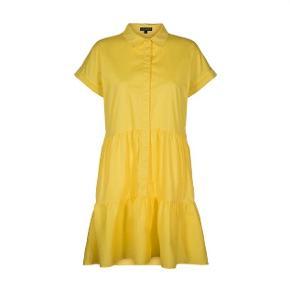 Fin gul sommerkjole - helt ny og stadig med mærke på. 100% bomuld