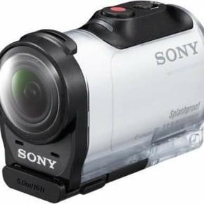 Sony Action Cam Mini HDR-AZ1VR. 2 måneder gammel. Nypris 1400. Skriv ved interesse eller for billeder. Kan afhentes i Esbjerg