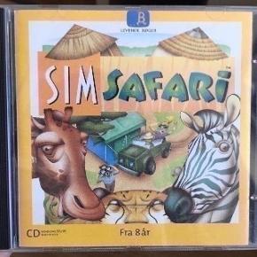 Sim safari pc spil -fast pris -køb 4 annoncer og den billigste er gratis - kan afhentes på Mimersgade 111 - sender gerne hvis du betaler Porto - mødes ikke andre steder - bytter ikke