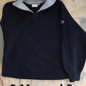 Cool knit jumper fra B&O, syg kvalitet. Fitter S-M  Fast pris.