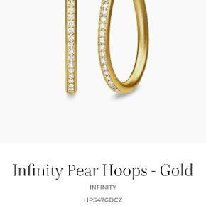 Julie Sandlau Infinity Pear øreringe sælges