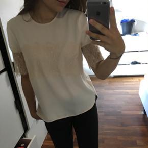 Baby lyserød zara t-shirt  Str. S