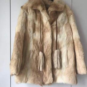 Jerome Vintage pels- & skindjakke