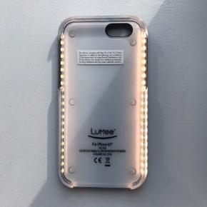 LuMee til iPhone 6/6s. Kun brug få gange. Original emballage medfølger