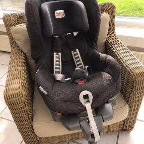 BRITAX god sikker autostol. Nyt kan købes i Babysam