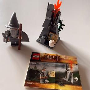 Komplet sæt Lego Hobitten nr 30213. Inkl byggeinstruks og alle brikker.
