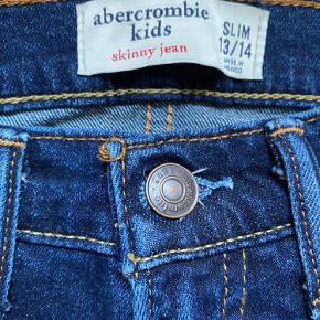 Abercrombie cowboybukser i slim model