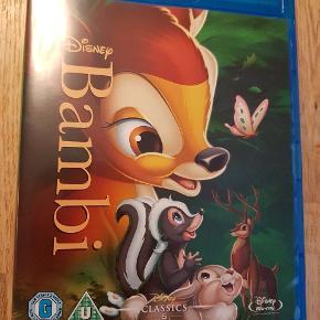 Bambi på engelsk   Ny, men pakket ud  Disney